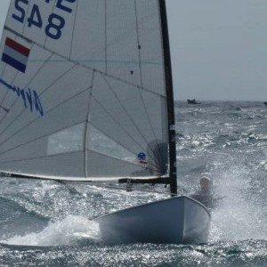 Finn masts
