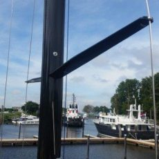 Soling Mast Prototype