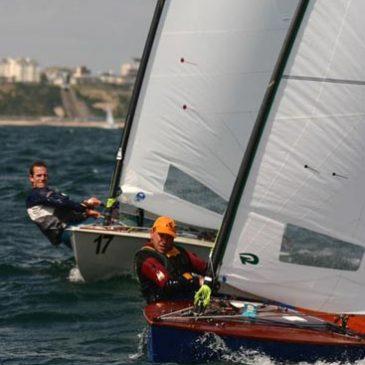 Dinghy masts
